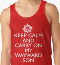 SUPERNATURAL SAM AND DEAN WINCHESTER Tank Top