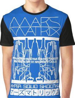 Mars Matrix Hyper Solid Shooting Graphic T-Shirt