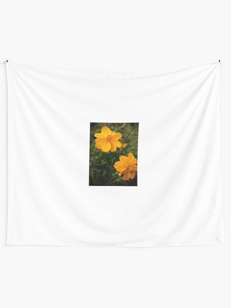 Alternate view of Golden Coreopsis Tapestry