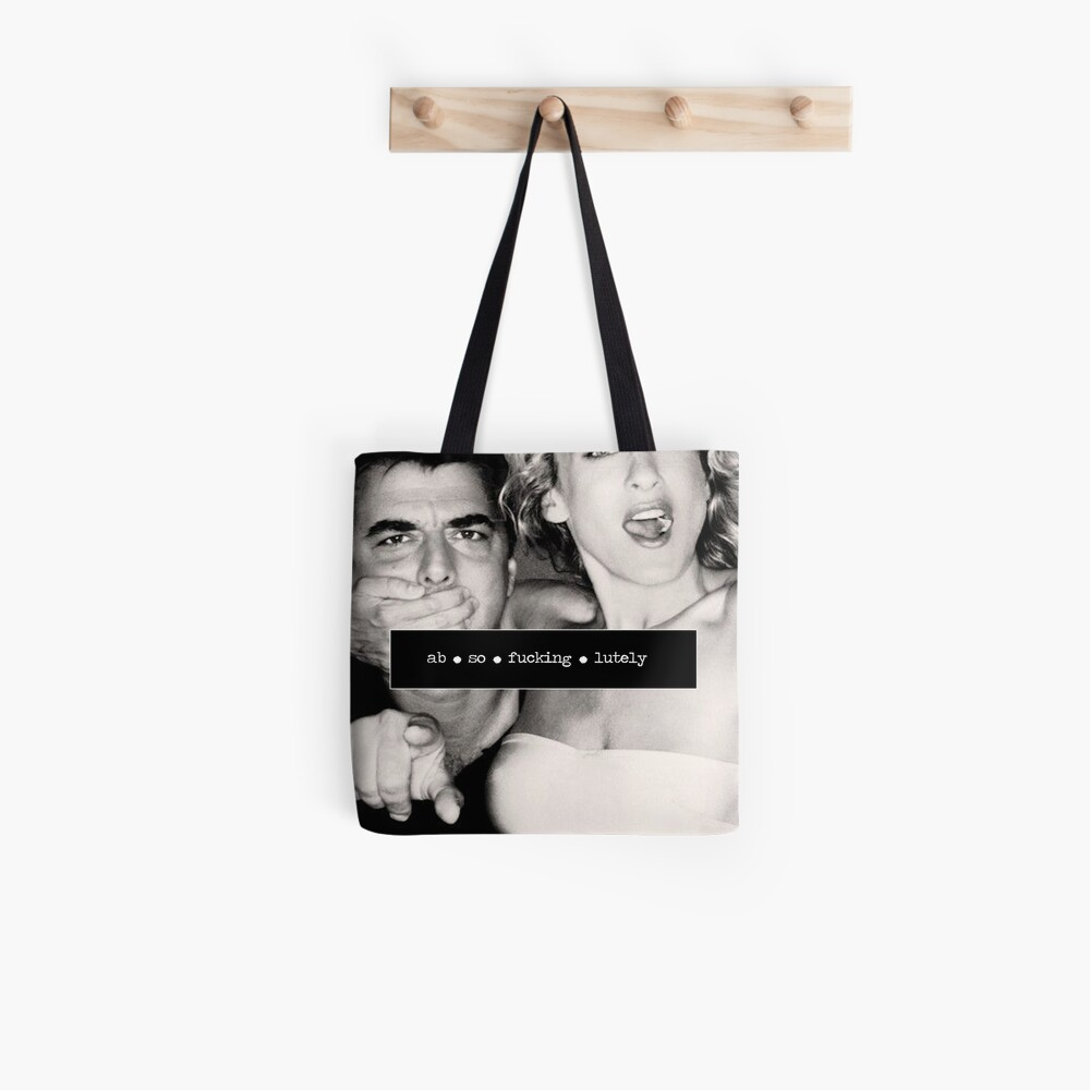 SEX AND THE CITY Tote Bag