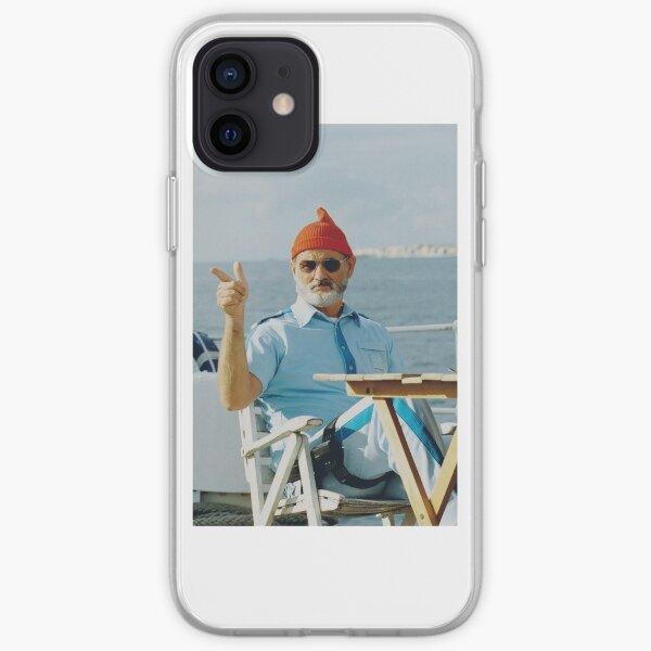 The Life Aquatic iPhone Soft Case
