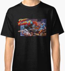 Street Fighter 2 SNES Classic T-Shirt