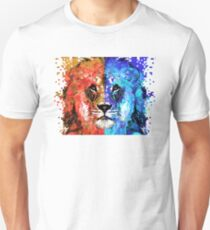 Lion Art - Majesty - Sharon Cummings Unisex T-Shirt