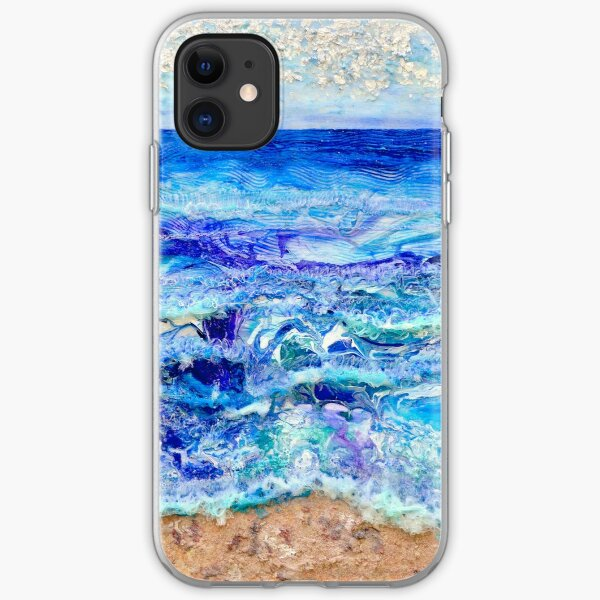 Betwixt Sand and Sky iPhone Soft Case