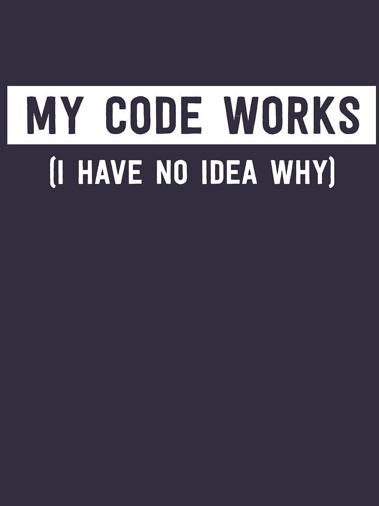My code works (I have no idea why) by careers