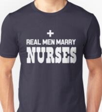 Real me marry nurses T-Shirt