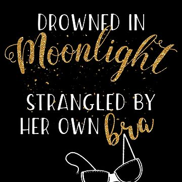 Drowned in Moonlight - Carrie Fisher by angiesdesigns