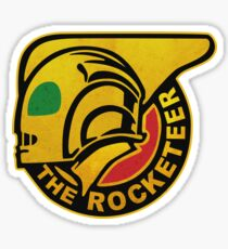 The Rocketeer Sticker
