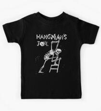 Hangman's Joke  Kids Tee