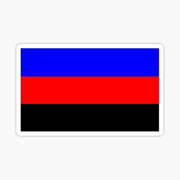 Polyamorous Pride Flag Sticker