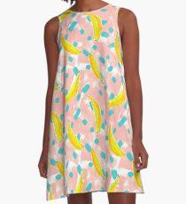 Banana Fana A-Line Dress