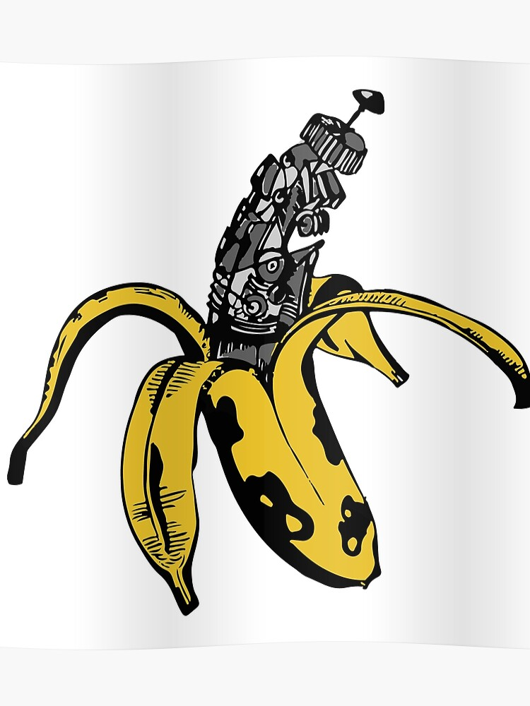 Image result for mechanical banana