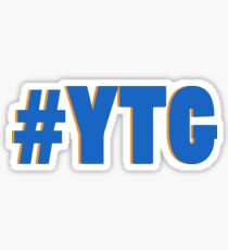 #YTG - yeah the girls Sticker