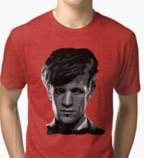 Matt Smith: The 11th Doctor Tri-blend T-Shirt