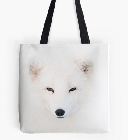 Polar Fox Tote Bag