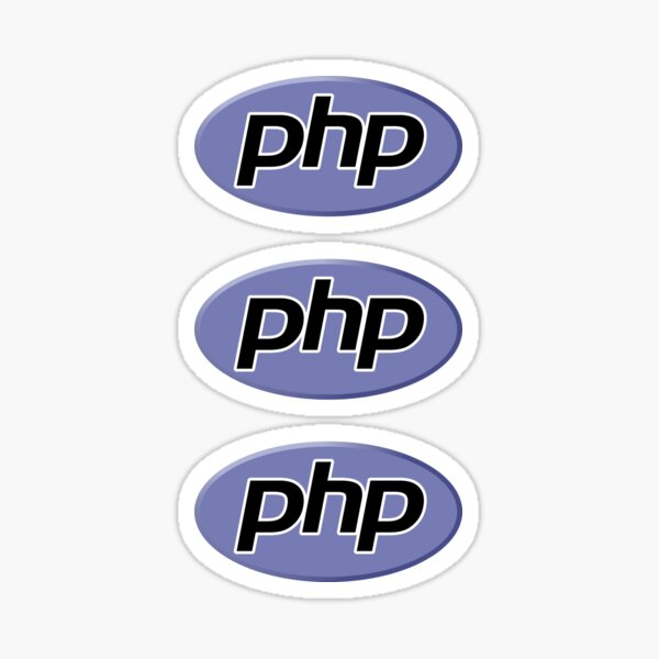 PHP Logo Sticker