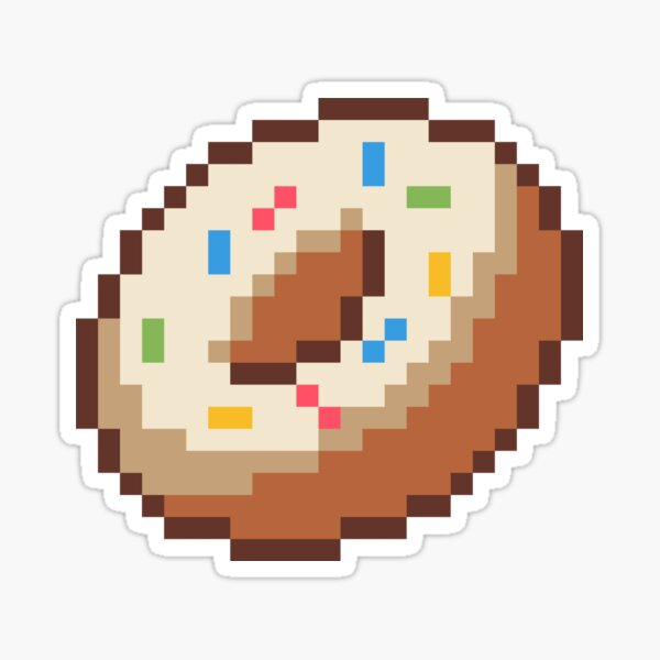 Pixel Food Gifts Merchandise Redbubble