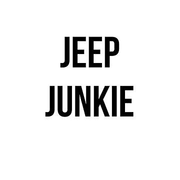 Jeep Junkie de jashirts