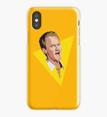 The Legend Of Barney iPhone Case/Skin