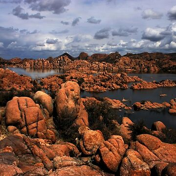 Cochise Point, The Granite Dells by waynedking