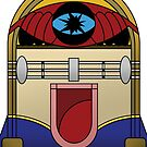 JB the Jukebox Hero by winslowdesigns