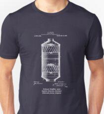 Exhaust Muffler, Sophia Delavan Inventor, Eldorado Jones Assignee T-Shirt