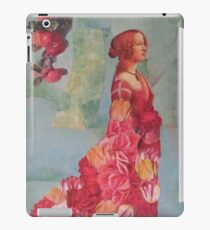 The Queen of  Roses iPad Case/Skin