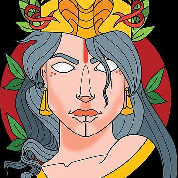 Queen by NomarLugo