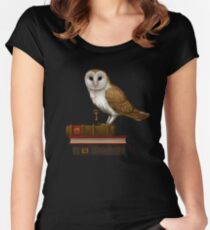 Key to Knowledge Women's Fitted Scoop T-Shirt