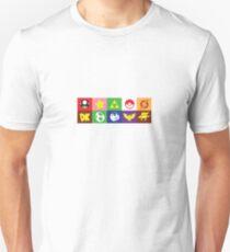 Smash 64 Emblems T-Shirt