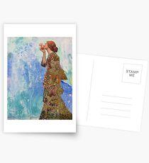 Her Secret Postcards