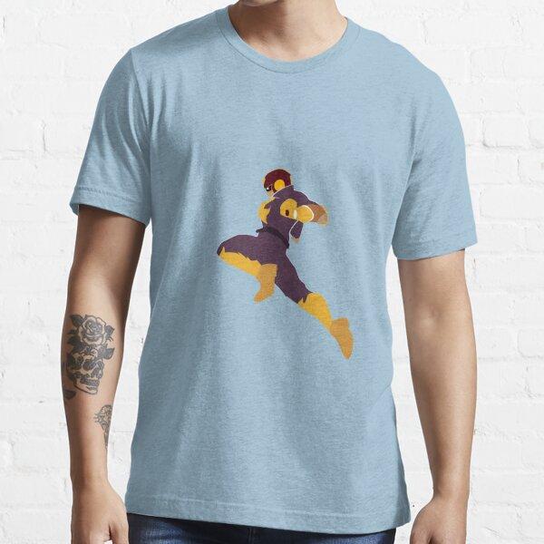 Captain Falcon Knee Essential T-Shirt