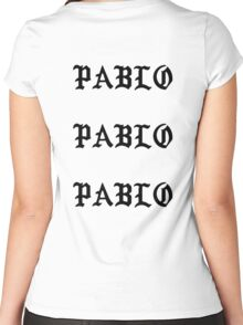 Pablo Women's Fitted Scoop T-Shirt