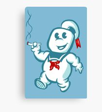Stay Puft Puff Canvas Print