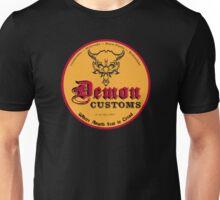 Demon Customs Hot Rod Unisex T-Shirt