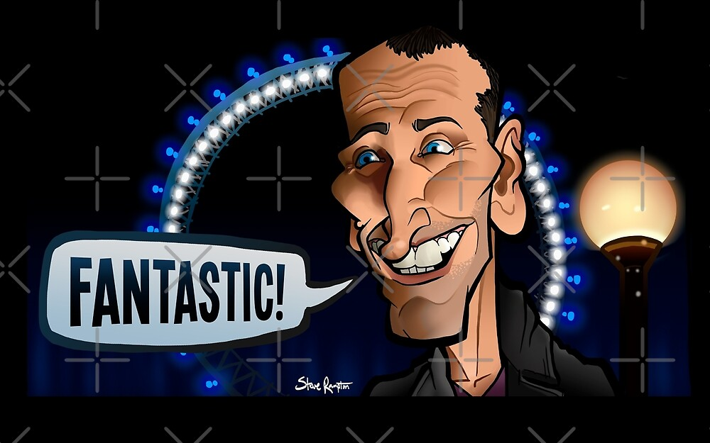 Fantastic! (Ninth Doctor) by binarygod