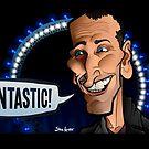 Fantastic! (Ninth Doctor) by binarygod