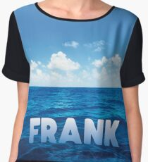 Frank Ocean  Chiffon Top
