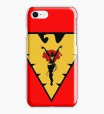 Dark Phoenix iPhone Case/Skin