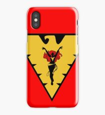 Dark Phoenix iPhone Case/Skin