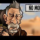 No More War Doctor by binarygod