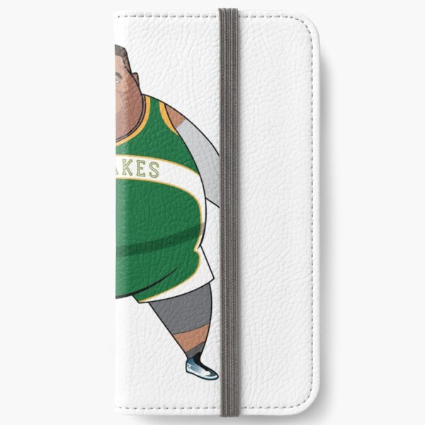 Russ The Thundering Cupcake iPhone Wallet