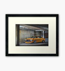 1976 RA23 Toyota Celica Framed Print