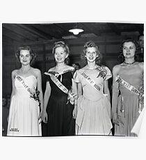 1948 MERIT BIRTHDAY CLUBS NO.6 Poster