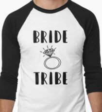 Cute Funny Bridesmaids- Bride's Tribe  T-Shirt