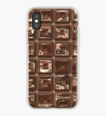 Golden Cubes Design by Julie Everhart iPhone Case