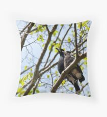Mother & Baby Throw Pillow