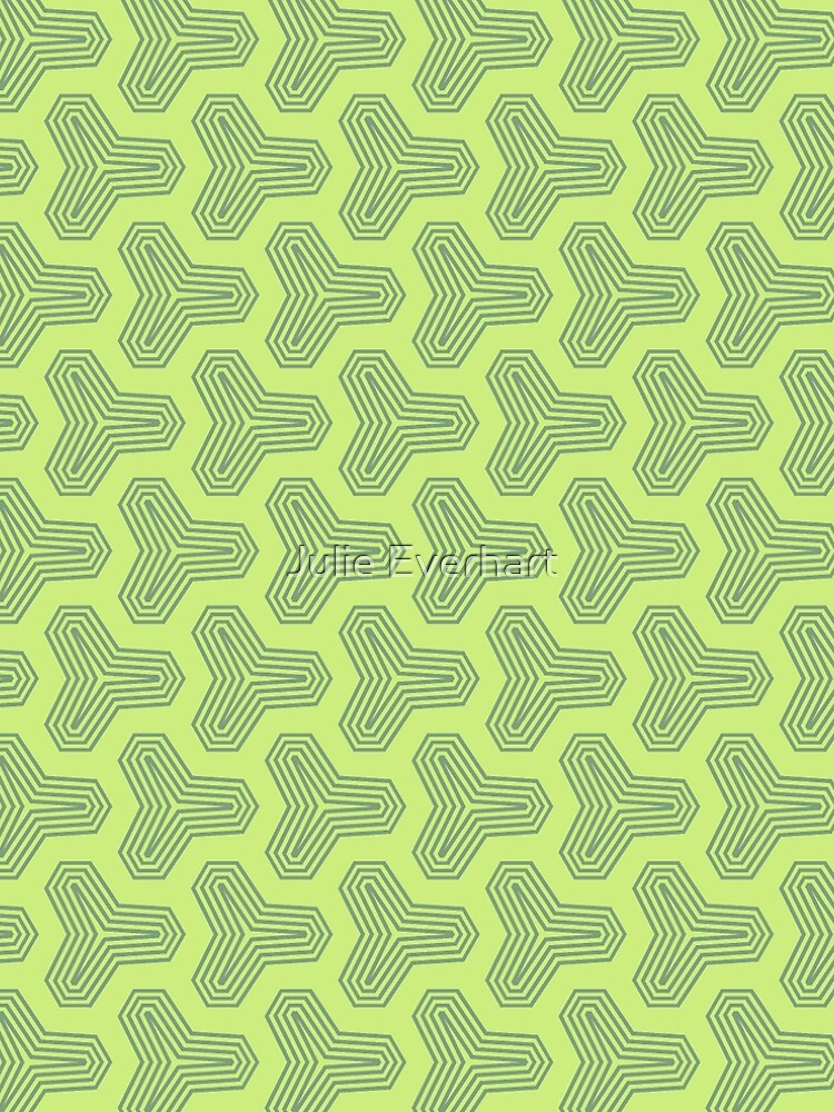 Retro Green Design by Julie Everhart by julev69