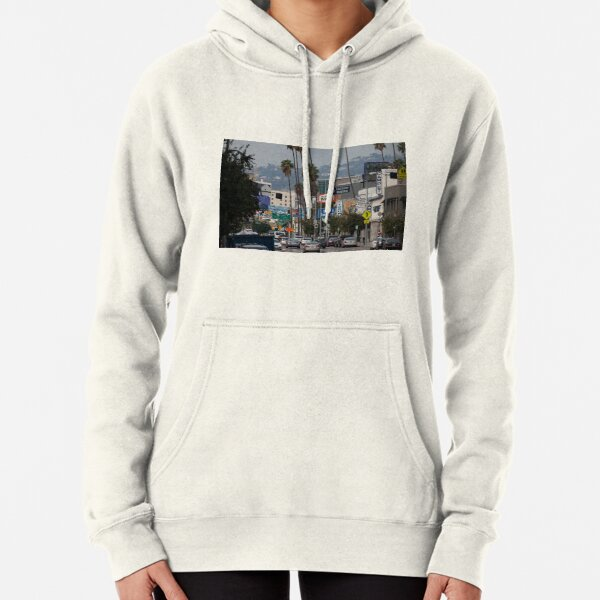 Hollywood Blvd Pullover Hoodie