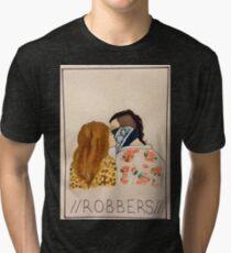 robbers - the 1975 Tri-blend T-Shirt